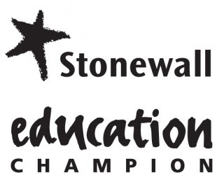 Stonewall Education Champion logo
