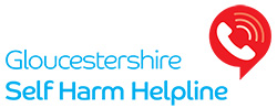 Gloucestershire Self Harm Helpline logo