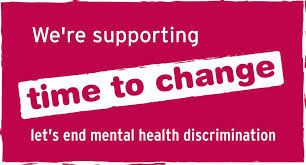 Time to Change - end mental health discrimination