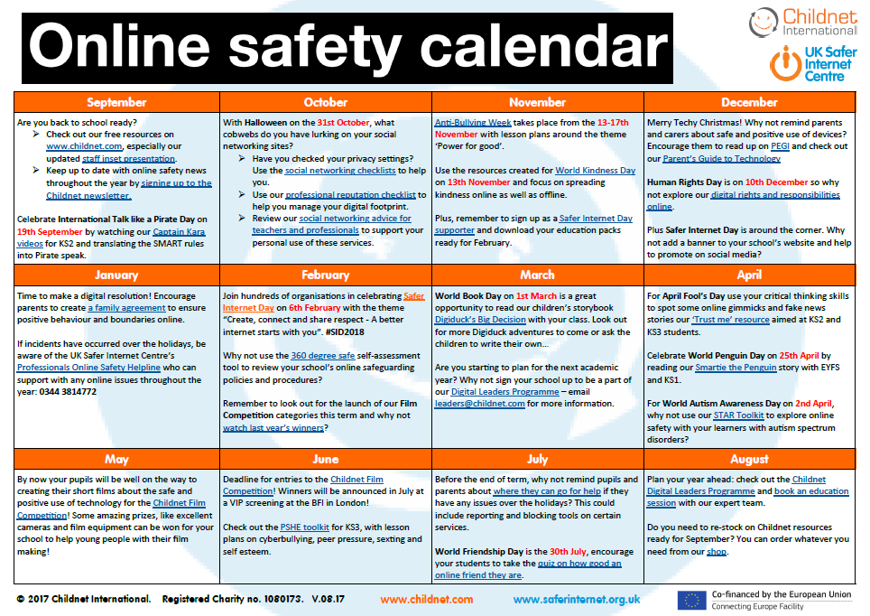 Online Safety : Gloucestershire Healthy Living and Learning